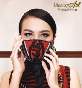 Masker Art Birawa   II   Please chat WA for availability
