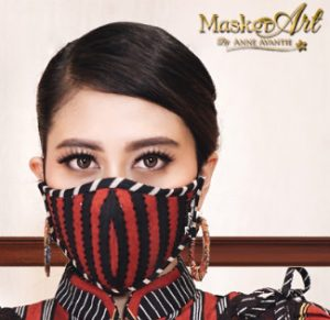 Masker Art Dirandra   II   Start From
