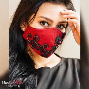 Masker Art  PAYET 02   II   Please chat WA for availability