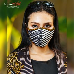 Masker Art TEXMO   II   Please chat WA for availability