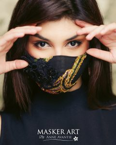 Masker Art  PAYET   II   Please chat WA for availability