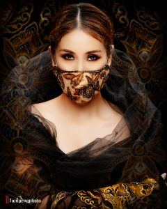 Masker Art SOGAN PAYET   II   Please chat WA for availability