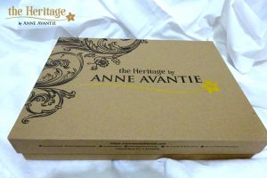 "Packaging ""The Heritage by Anne Avantie"""